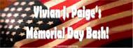 Memorial Day Bash