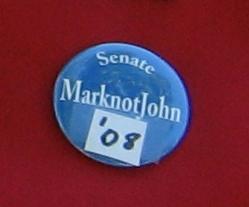 Warner pin