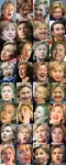 Hillary Clinton faces