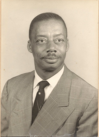 Rev. Charles Thomas Paige