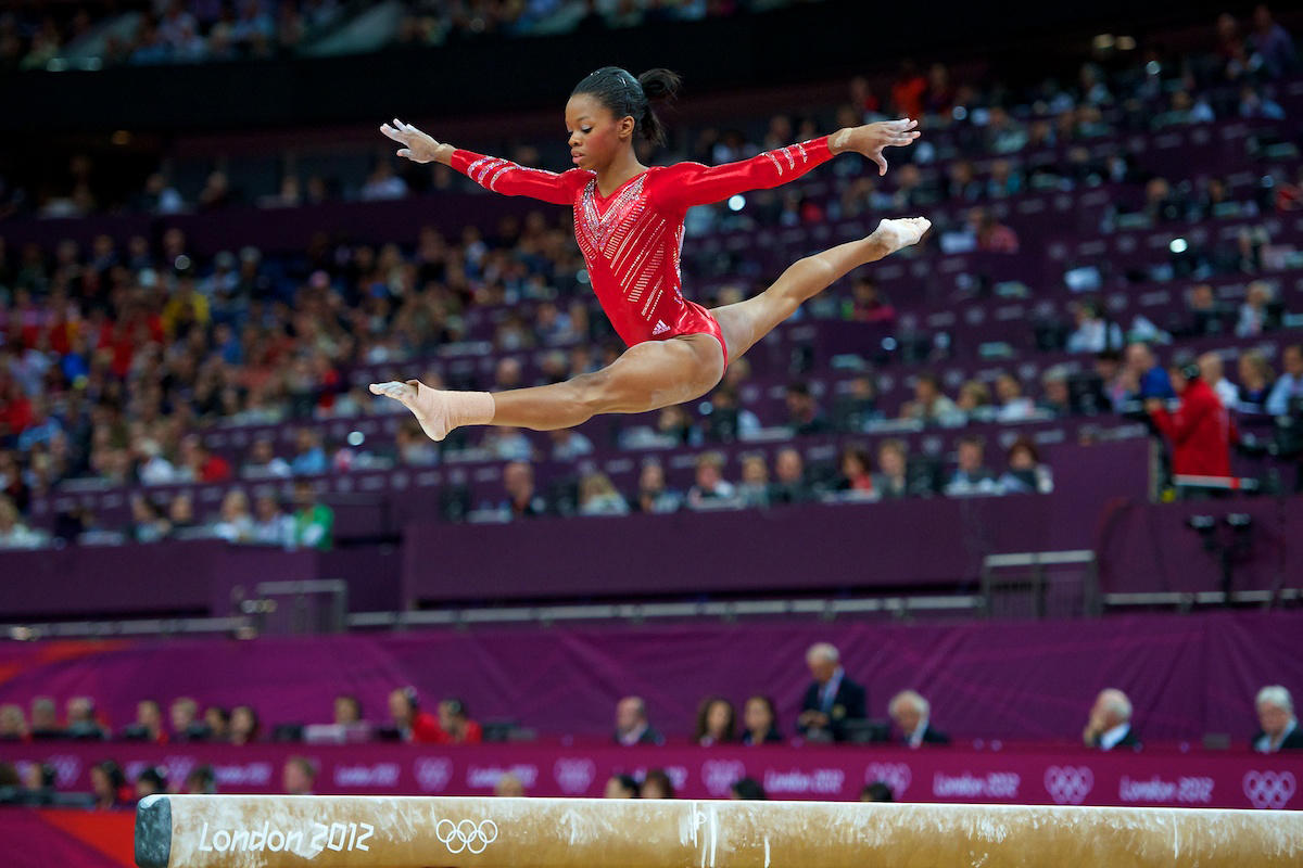 VB's Gabby Douglas named AP female athlete of the year ...