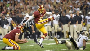 Spotlight on Skins kicker Forbath