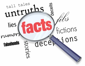ICYMI: Facts aren't optional