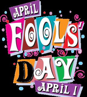 Happy April Fools'Day