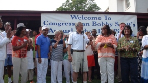 Video: Rep. Scott 38th Annual Labor Day Picnic