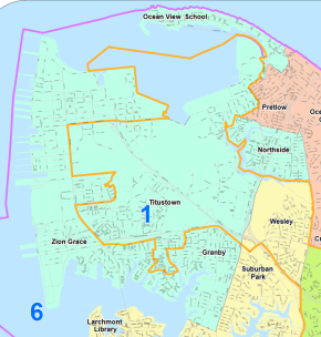 Norfolk Ward 1 special electionTOMORROW